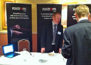 Rostrvm Solutions at the recent Professional Planning Forum