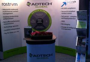 Rostrvm Solutions @ Call Centre Expo with Adtech